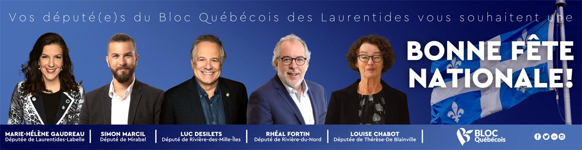 Bloc Québécois des Laurentides
